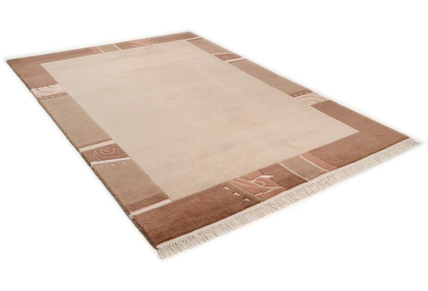THEKO Sierra 12447 550 beige 160 cm x 230 cm