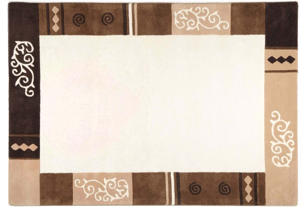 THEKO Teppich Ambadi, 3082, beige 60cm x 90cm