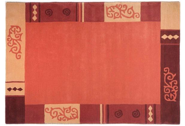 THEKO Teppich Ambadi, 3082, terra 60cm x 90cm