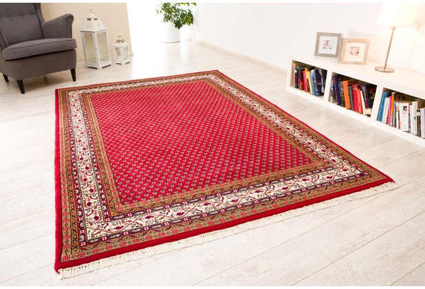 Oriental Collection Mir Teppich Chandi 562 rot / creme 170 x 240 cm