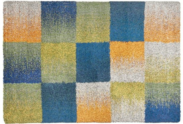 THEKO Teppich Color Shag 114 800 multicolor 57 x 90 cm