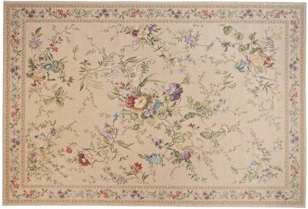 THEKO Teppich Flomi Sagrini 550 beige 60 x 90 cm