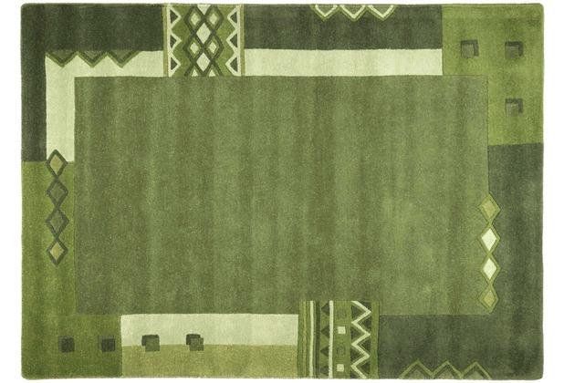 THEKO Teppich Florida, 3193, grün 70cm x 140cm