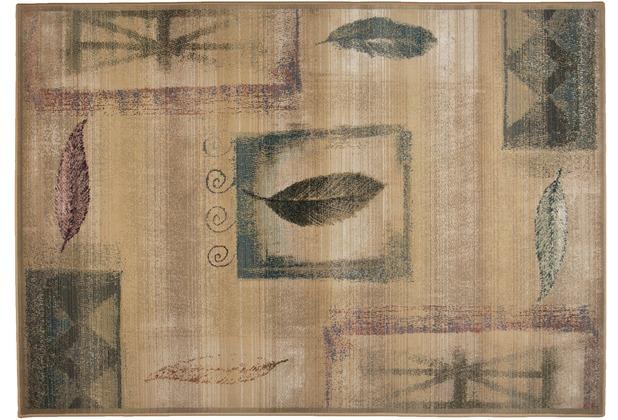 THEKO Teppich Gabiro 003 550 beige 60 x 90 cm