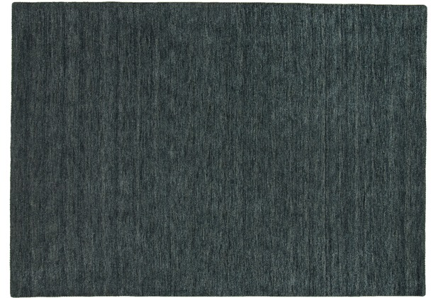 THEKO Teppich Haltu UNI 601 anthrazit 70 x 140 cm