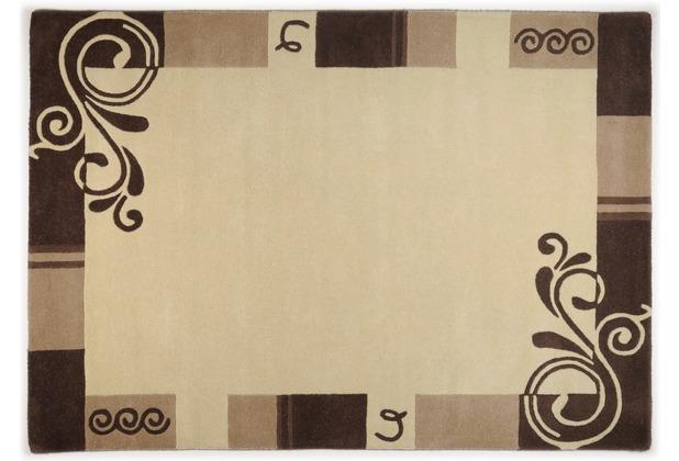 THEKO Teppich Hawai, FE-6188, beige multi 50cm x 80cm