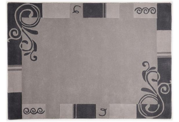 THEKO Teppich Hawai, FE-6188, grau 50cm x 80cm