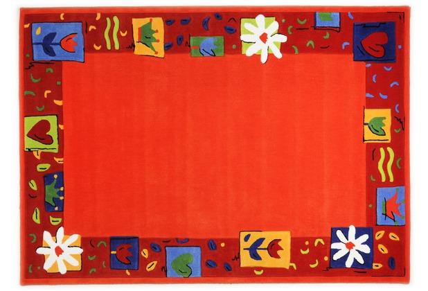 THEKO Kinderteppich Maui MH-3657-03 orange 120cm x 180cm