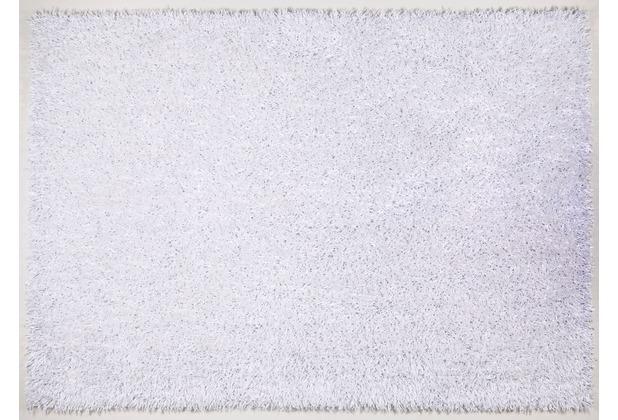 THEKO Teppich Pop, Uni, white 60cm x 90cm
