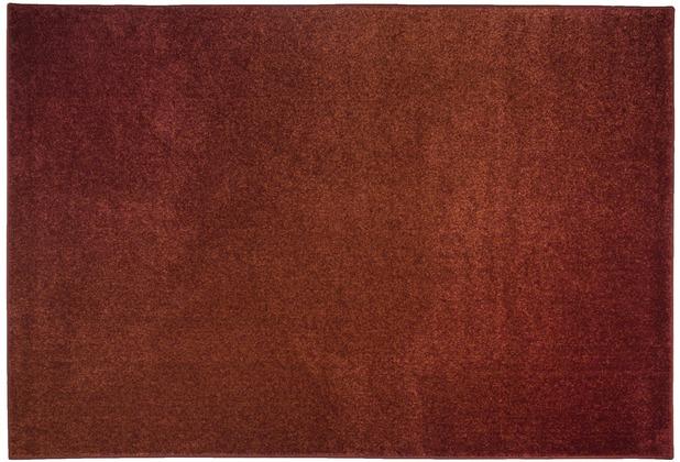 THEKO Teppich Renzo 928 450 terra 57 x 90 cm
