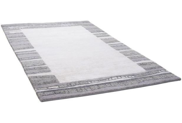 THEKO Nepalteppich Talonga Silk RSK687 beige multi 166 x 240 cm