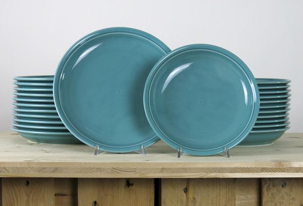 Thomas Trend Colour Ice Blue Tafelset für 12 Personen 24-teilig