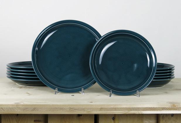 Thomas Trend Colour Night Blue Tafelset für 6 Personen 12-teilig