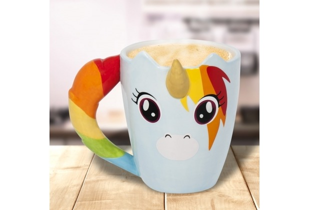 "Thumbs Up Tasse ""Unicorn Mug\"" - Einhorn Tasse"
