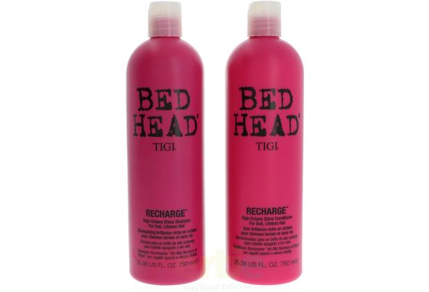TIGI Bed Head Recharge Tween Duo Shampoo 750ml/Conditioner 750ml 1500 ml