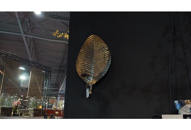 TINGO LIVING MIDAS Blatt 30x53/5 cm, champagne