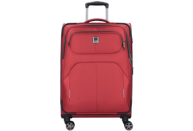 Titan Nonstop M 4-Rollen Trolley 68 cm red