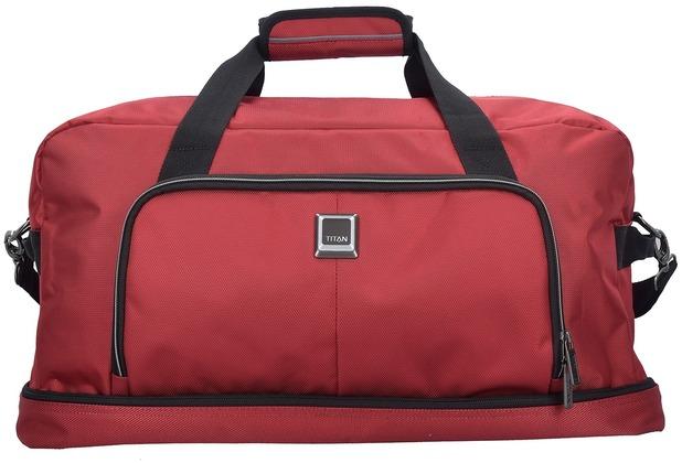 Titan Nonstop Reisetasche 43 cm red