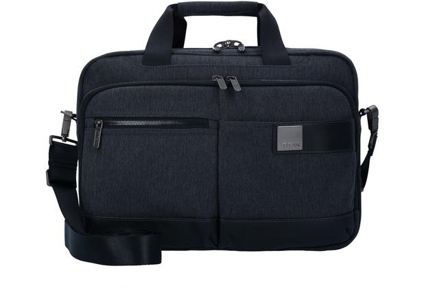 Titan Power Pack Aktentasche 40 cm Laptopfach mixed grey