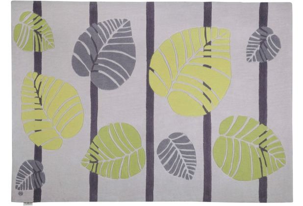 Tom Tailor Life - Leaf green 160 x 230 cm