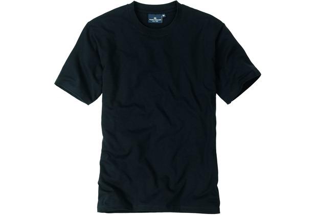 Tom Tailor Shirt Crew-Neck 2er Pack black L/6