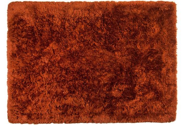 Tom Tailor Teppich Flocatic Uni terra 60cm x 90cm