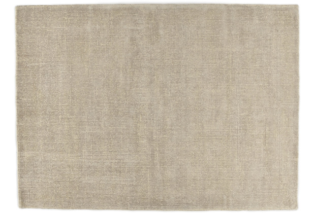 Tom Tailor Teppich Groove UNI beige 65 x 135 cm