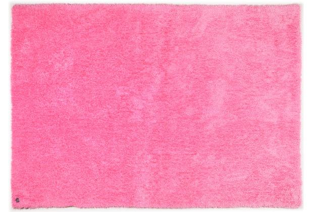 Tom Tailor Teppich Soft uni 250 rose 50 x 80 cm