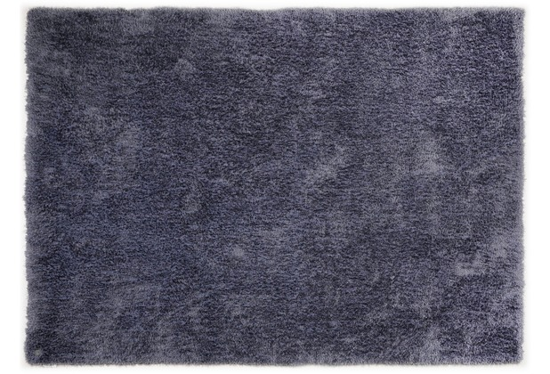 Tom Tailor Teppich Soft uni 601 anthrazit 50 x 80 cm