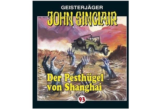 tonpool John Sinclair - Folge 93