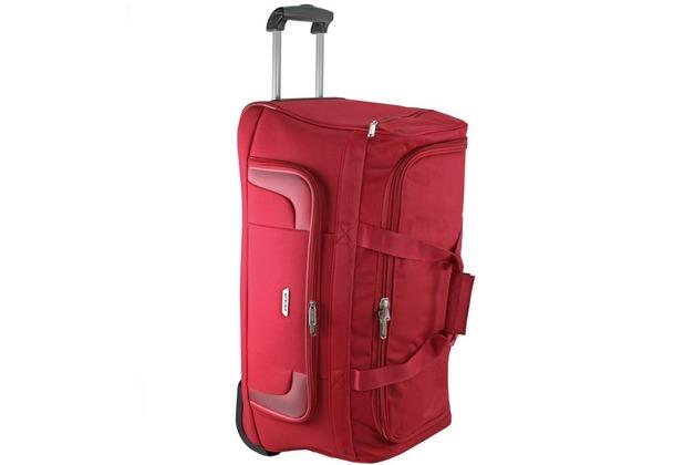 travelite Orlando Trolley Reisetasche 70 cm rot