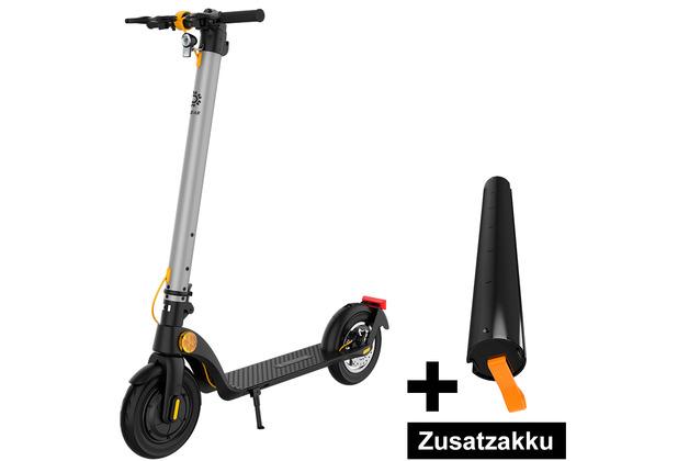 Trekstor E-Scooter EG40610 (StVZO) + Ersatzakku