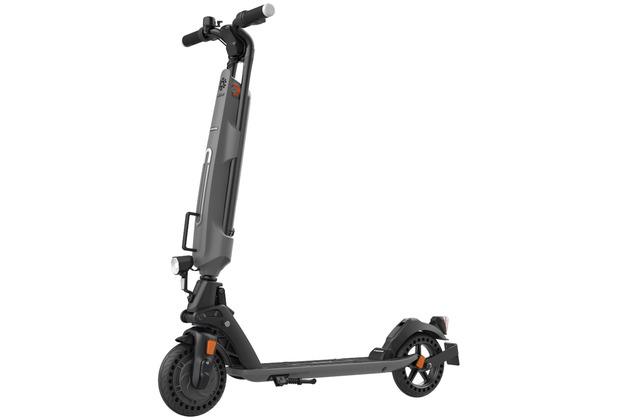 Trekstor E-Scooter EG6078 (StVZO) schwarz/grau