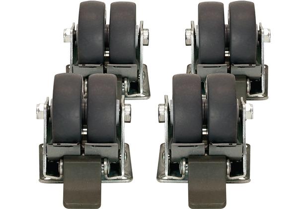 DeVries DeVries Doppelrollen für Strandkörbe Ø ca. 50 mm