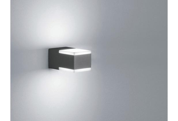 Trio LED-Wandleuchte 6W 3000K 440lm anth Konv