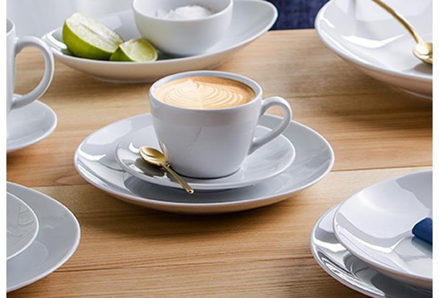 Triptis Simply Coup weiß Kaffeeservice für 6 Personen 18-teilig