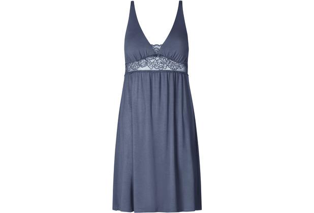 Triumph Amourette Spotlight Nachthemd Trikot PADDED cosmic blue 36B