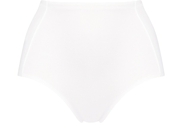 Triumph Becca Extra High+Cotton Panty white 100
