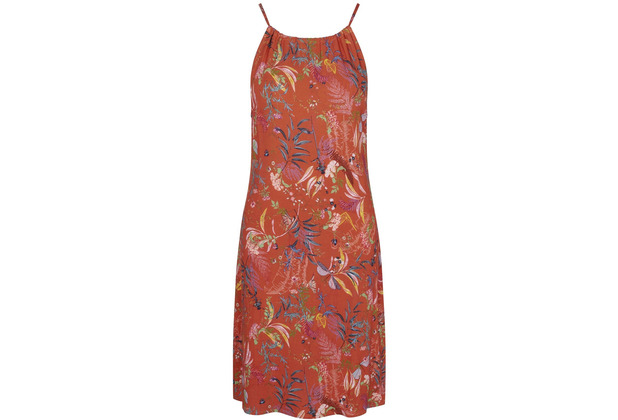 Triumph Botanical Leaf Dress orange - dark combination 36