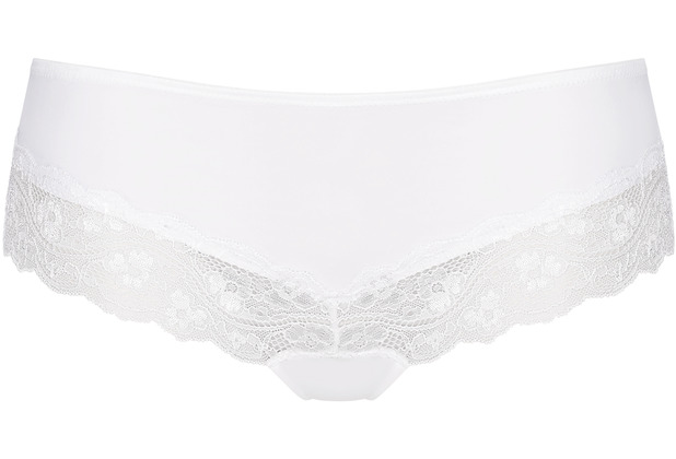 Triumph Lovely Micro Hipster WHITE L