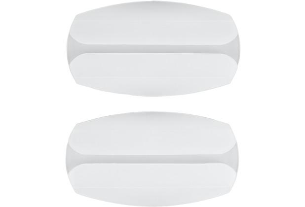 Triumph Shoulder Pads colourless One