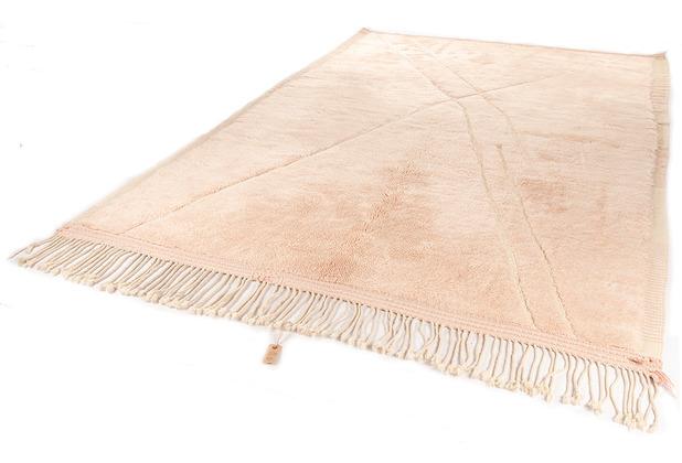 Tuaroc Teppich Beni Ourain #RR915 #RR915 rose 238 x 332 cm