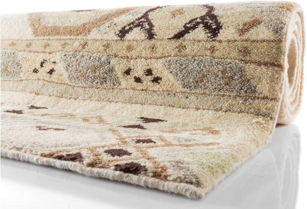 Tuaroc Berberteppich Beni-Mellal mit ca. 490.000 Florfäden/m² classic Wunschmaß