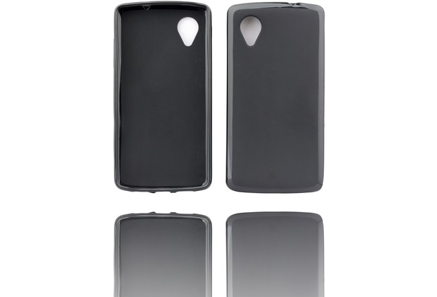 Twins Bright für Google Nexus 5, schwarz