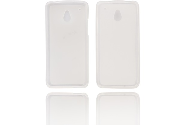 Twins Bright für HTC One mini, transparent