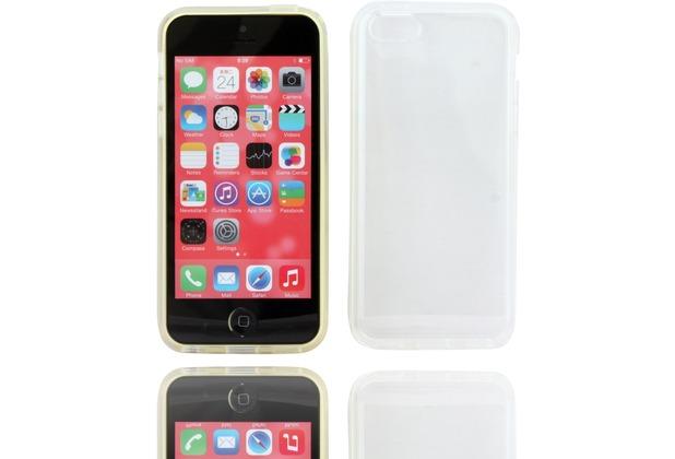 Twins Bright für iPhone 5C, transparent
