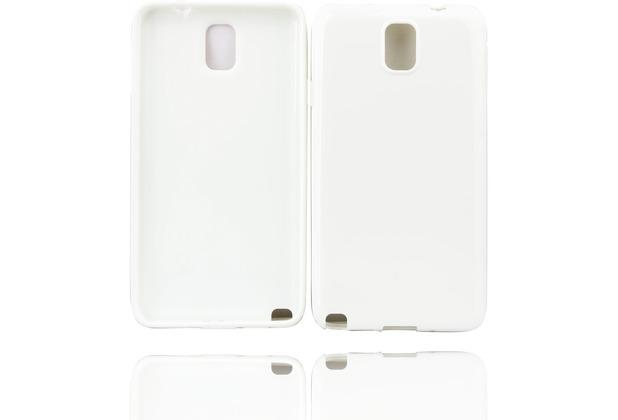 Twins Bright für Samsung Galaxy Note 3, weiß