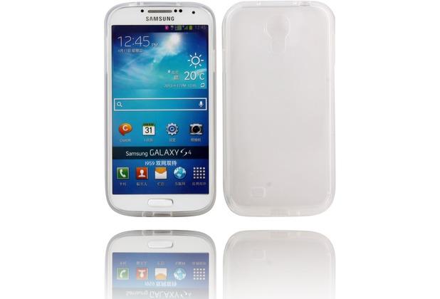 Twins Bright für Samsung Galaxy S4, transparent