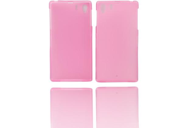 Twins Bright für Sony Xperia Z1, pink