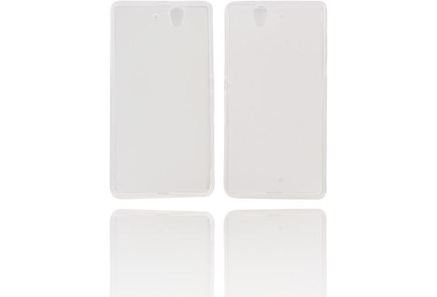 Twins Bright für Sony Xperia Z, weiß